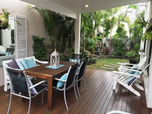 Fully furnished beach style Villa – Burleigh