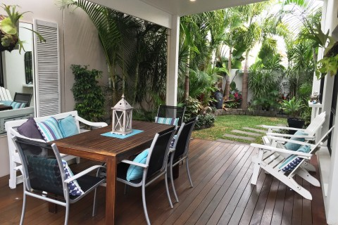 Fully furnished beach style Villa – Burleigh