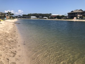 Palm Beach Northerly Aspect – Waterfront Living with Boat Shed!