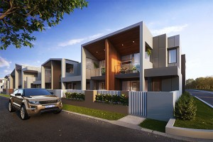 URBAN LIVING AT ITS BEST – VUE TERRACE HOMES