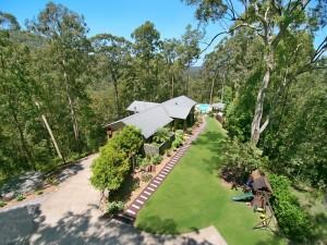 Dual Living Acreage Retreat   Family Home
